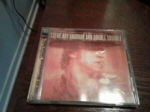 Stevie Ray Vaughan and CD box set liveat montreux 1982&1985 $20