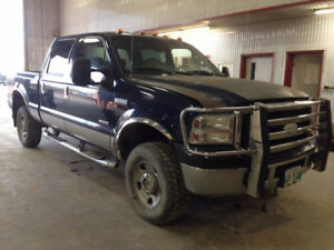 2005 Ford F-350 Lariat Pickup Truck (SAFETIED)