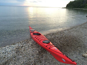 17' Wilderness Systems Tempest 170 with extras Kitchener / Waterloo Kitchener Area image 1