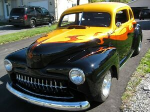 1946 Ford Coupe, 393 Ford engine, AOD auto transm.