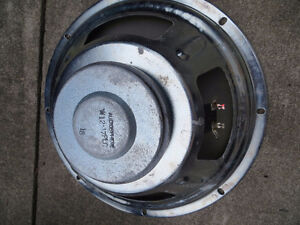 VARIOUS WOOFERS FOR RE-FOAMING Kitchener / Waterloo Kitchener Area image 9