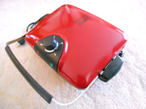 LARGE GEORGE FOREMAN GRILL USED TWICE! ONLY $30!