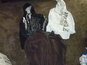 Mens Hoodies $40 for all 3