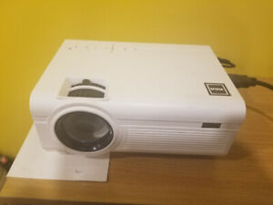 RCA Home Theater Projector (Gently used)