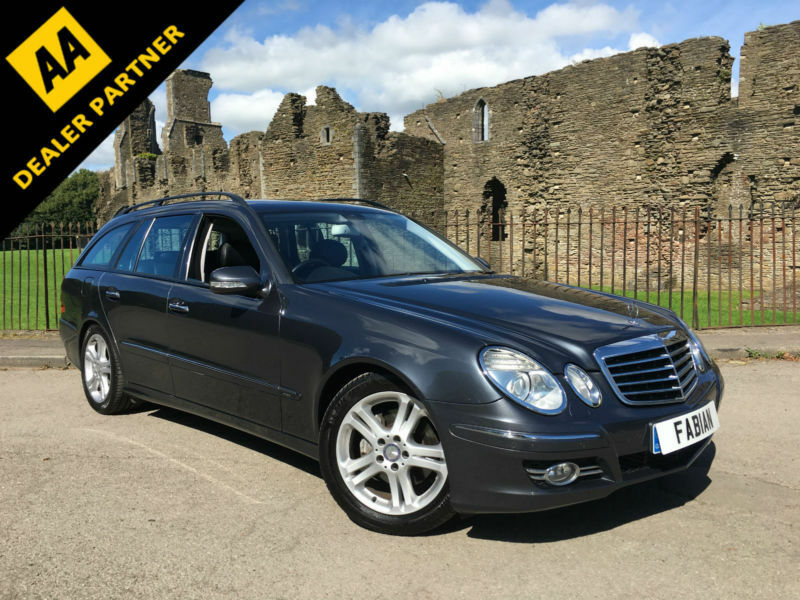 2008 mercedes benz e320 cdi estate 7g tronic avantgarde 7. Black Bedroom Furniture Sets. Home Design Ideas
