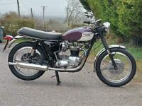1968 TRIUMPH BONNEVILLE T120R. MATCHING NO's. LOVELY CLASSIC. DELIVERY AVAILABLE