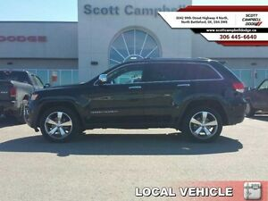2014 Jeep Grand Cherokee LTD