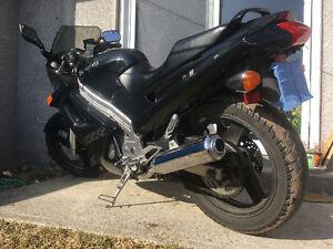 Kawasaki Ninja 250 ZZR
