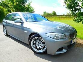 2010 BMW 5 Series 535d M Sport 5dr Step Auto £10,000 Factory Upgrades! 5 do...