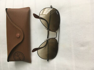 Brand New Ray Ban Sunglasses in cases