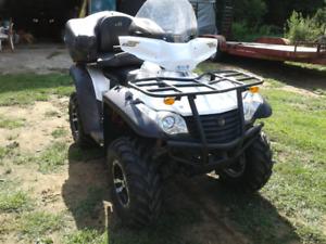 Vtt CF Moto  600 2012