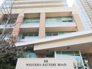80 WESTERN BATTERY  *Liberty Village PENTHOUSE* 2BR with Parking