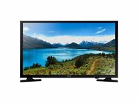 """32"""" SAMSUNG LED TV FULL HD BUILTIN FREEVIEW HDMI PORTS USB PORTS WITH REMOTE 4 MONTH OLD CAN DELIVER"""