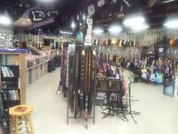 GUITARS new from $89.99, Keyboards $79.99