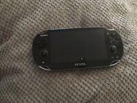 Ps vita wifi and 3G with charger
