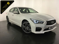 2014 INFINTI Q50 SPORT D AUTO 1 OWNER SERVICE HISTORY FINANCE PX WELCOME