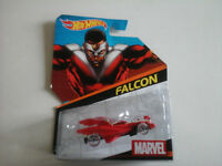 Hot Wheels 2014 Marvel Character Car #8 FALCON CBD32