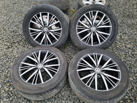 """16"""" Vw Golf Alloy wheels"""