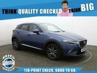 2018 Mazda CX-3 SPORT NAV Hatchback Petrol Manual