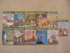 Magic Tree House Chapter Books (11 Books)