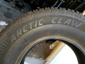 arctic claw winter xsi