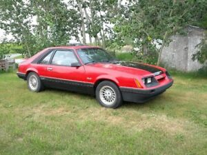1986 FORD MUSTANG WITH LESS THAN 10K SINCE RESTORED/REBUILD!