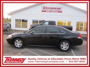 2011 Chevrolet Impala 4dr Sdn LT