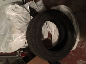 BMW X5 - Set of 4 Michelin tires