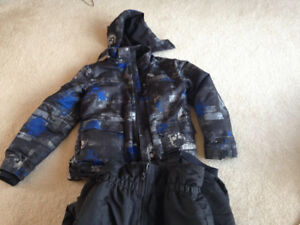 Boy s winter coat and ski pants