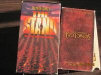 VHS movies-sets