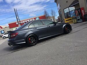 2014 C63 AMG 507, tons of extras