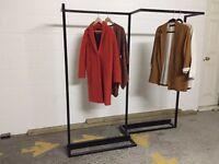 Professional clothe rail // clothe rack // Dressing