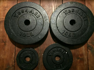 Lot of weights for sale