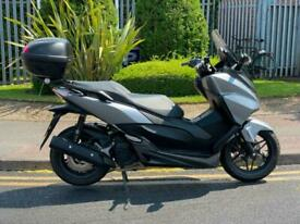 2016 HONDA NSS 125 FORZA LEARNER LEGAL ONLY 623 MILES FROM NEW DELIVERY SERVICE