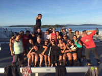 Paddlers Wanted for Co-Ed Dragon Boat Team - RGL United