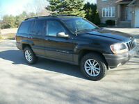 JEEP 4X4 GRAND CHEROKEE LAREDO EQUIPE LOADED*ECHANGE AUTO SPORT?