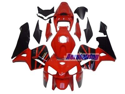 AF ABS Fairing Injection Body Kit Painted for Honda CBR 600RR 2005 2006 BT