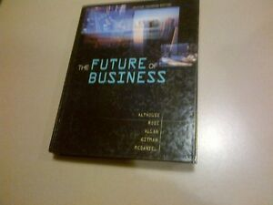 The Future of Business – University Text Book