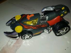 Hot wheels scorpion