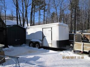 American Pace trailer
