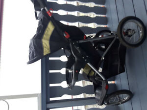 2 year old stroller good condition