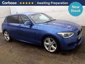 2015 BMW 1 SERIES 118d M Sport 5dr Step Auto