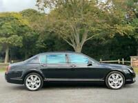 2008 Bentley Continental Flying Spur 6.0L FLYING SPUR 5 SEATS 4d AUTO 550 BHP Sa