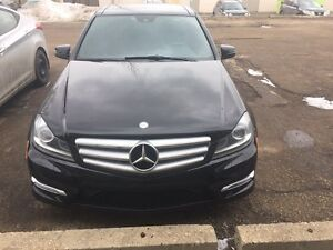 2013 c350 perfect condition