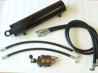 Log Splitter kit from Ramko