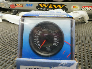 "VDO electronic speedo for Harley 3 3/8"" programmable"