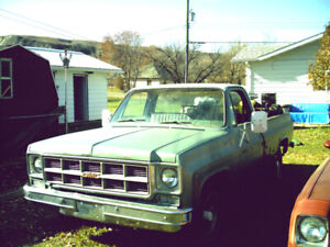 78 chevy pick up