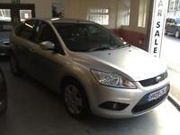 Ford Focus 1.8 125 2009.5MY Style