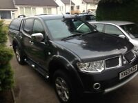 Mitsubishi Barbarian For Sale £15495 NO VAT