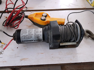 Treuil winch 2000 lbs